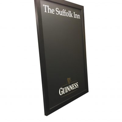 The Suffolk Inn Chalkboard